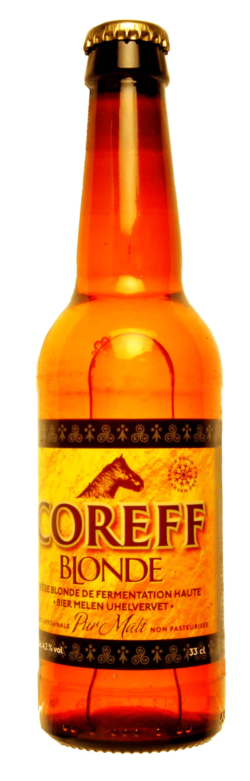 coreff-Blonde 33cl